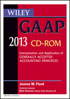 Wiley GAAP 2014: Interpretation and Application of Generally Accepted Accounting Principles (CD-ROM) Joanne Flood