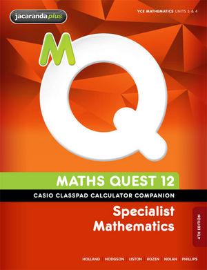 maths quest 12 specialist mathematics worked solutions pdf