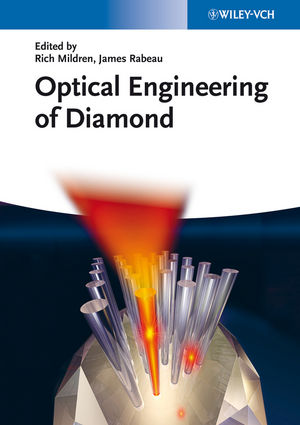 Optical Engineering of Diamond (352741102X) cover image