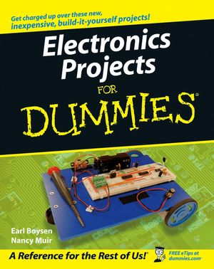 Electronics Projects For Dummies free E-books for free download ... | electronic projects for dummies